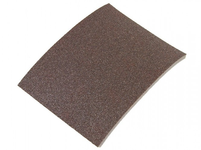 Абразивна гъба с мек гръб 3M Softback - Средна (Medium), P180