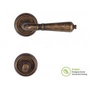 Дръжки за интериорни врати Forme Vintage Antik - WC, Античен бронз