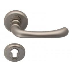 Дръжки за интериорни врати Драко - Никел мат, За секретен патрон