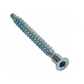 Конформантен винт за усилени ъглови сглобки Wkret-met - ф5 х 50 мм