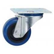Многопосочно ходово колело с планка Adam Hall 372081 - ф80 мм