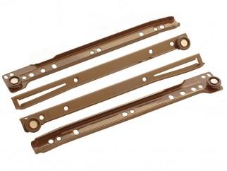 Drawer Slides - brown
