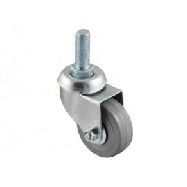 KAMA BQ07-T Ball-bearing Castor With Bolt - ∅50 mm