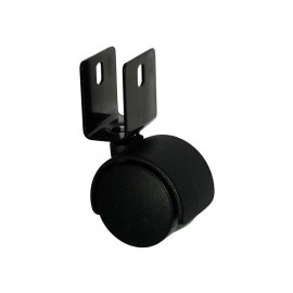 UB Furniture Castor For Wood Panels - ∅40 mm