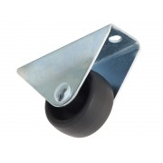 Двупосочно колелце за мебели KAMA XHV - ф30 мм