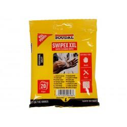 Универсални кърпички за почистване на ръце и инструменти Soudal Swipex