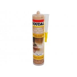 Soudal Floors & Skirting Sealant - Oak