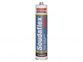 Soudal Soudaflex 40 FC Polyurethane Sealant - Brown