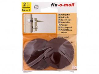 Self-adhesive Wall Buffer Fix-o-moll - Brown