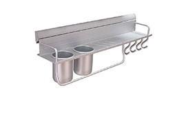 Кухненски поставки и рафтове