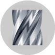 Спираловиден профил с четири извивки