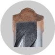 Патентован връх с покритие от волфрамов карбид