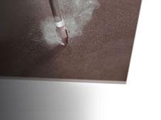 Свредла за разпробиване на изключително твърди гранитогресни плочки, теракотени плочки и фаянсови плочки