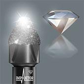 Битовете са с покритие от съвсем дребни диамантени частици